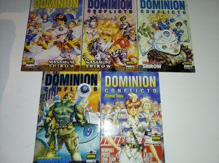 dominion conflict colección completa
