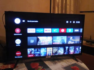 Smart TV ,Android TV 32 pulgadas TCL 32ES560