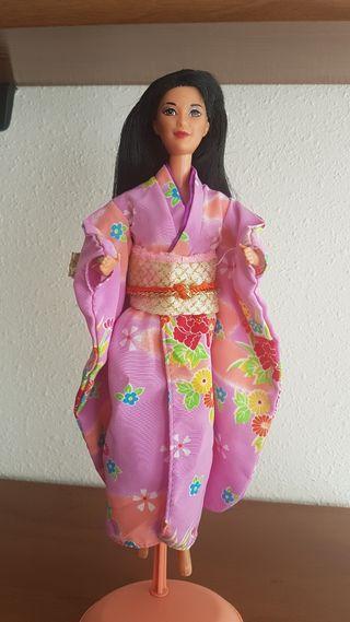 Barbie Japonesa colección