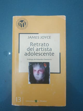 Retrato del artista adolescente- James Joyce