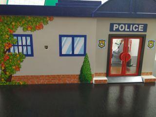 Comisaria Playmobil