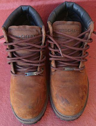 talla 43 botas invierno hombre skechers zapatos