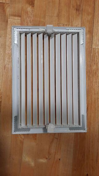 rejillas de aire acondicionado