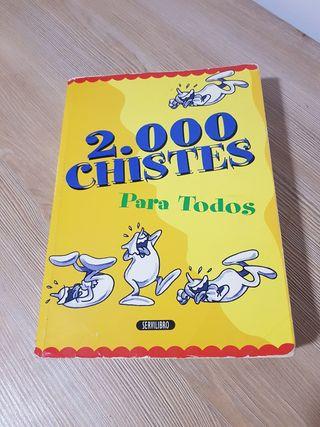 2.000 CHISTES Para Todos