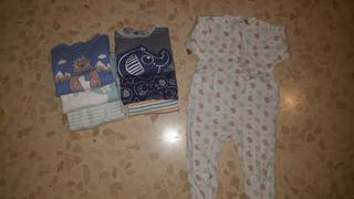 Pijamas talla 23 meses