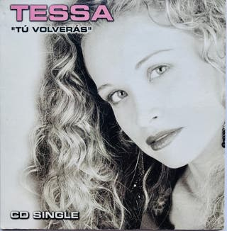 CD Single Tessa Tú volverás