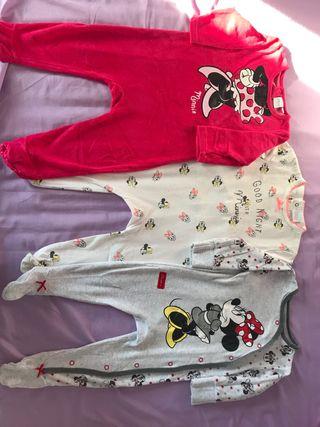 Pijamas niña 12 meses