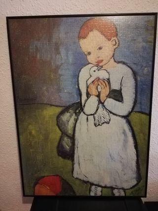 Puzzles de cuadros de Picasso