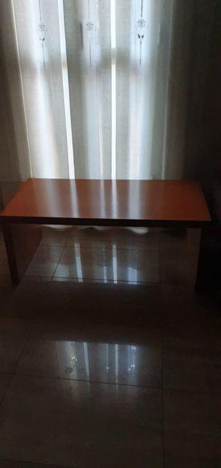 Mesa centro de madera MACIZA