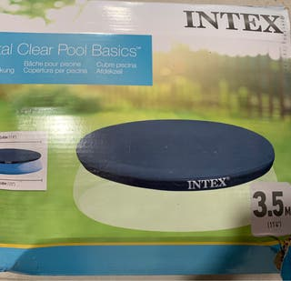 Coberto piscina Intex