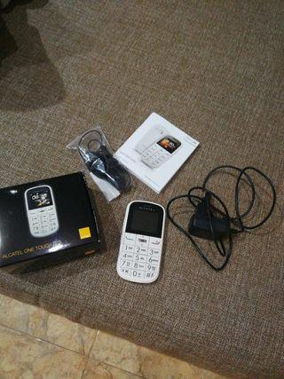 Teléfono Alcatel para personas mayores