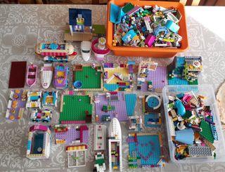 Piezas de Lego Friends 5 kilos