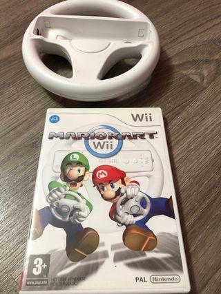 Juego Mario Kart