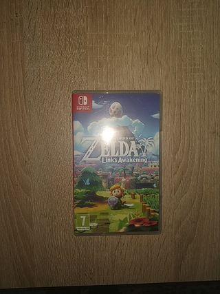 Juego de Nintendo switch Zelda: Link's awakening