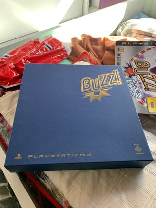 Buzz play Station 3