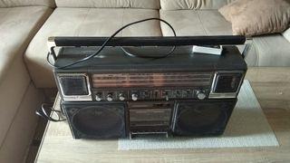 radio cassette internacional