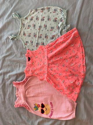Ropa verano niña 9 meses