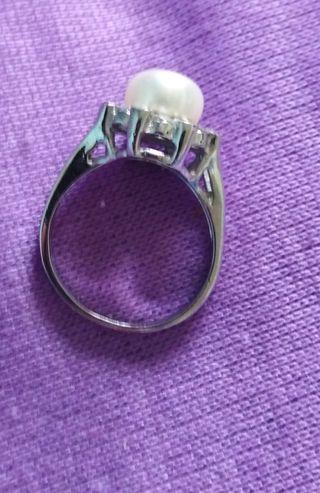 anillo color plata