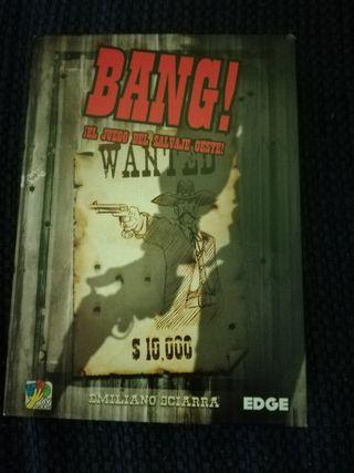 juego de mesa bang!