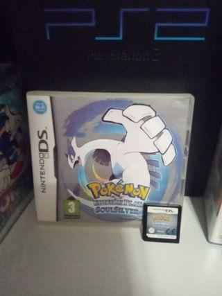 Pokemon plata soul silver ds