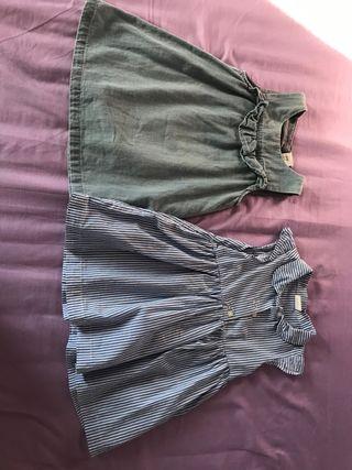 Vestidos niña 9 meses
