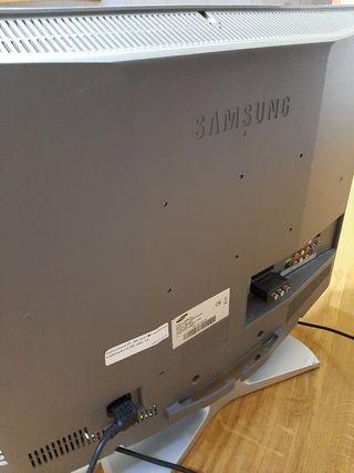 televisor Samsung de 30 pulgadas