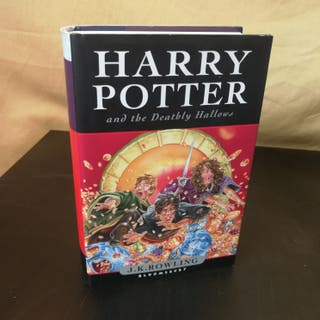 Harry Potter and The Deathly Hallows - En inglés