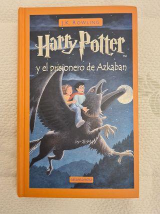 Harry Potter el prisionero de Azkaban.