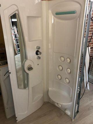 Cabina de ducha Roca