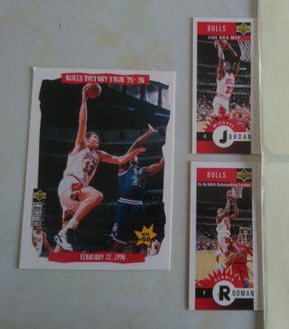 CROMOS UPPER DECK NBA 1995/96