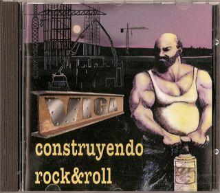 VIGA CD CONSTRUYENDO...Heavy Español, 1ºEdic. 2003
