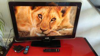 "Philips 32"" + Android TV (tele con Internet)"