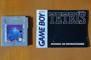 Tetris para GameBoy