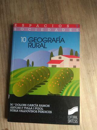 10.Geografia Rural