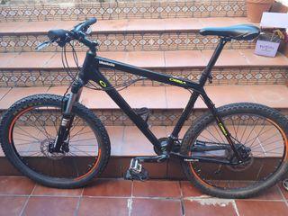"Bicicleta MTB Orbea 26"" talla L"