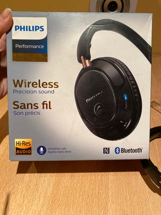 Auriculares cascos Philips SHB7250