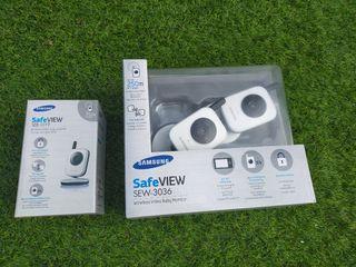 Cámara vigilabebes Samsung