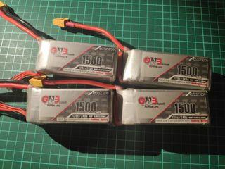 Baterías Lipo 4S