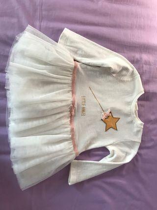 Vestido niña 12 meses