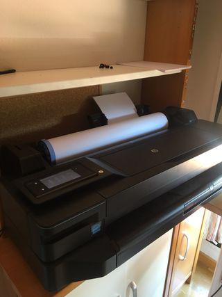 Plotter Impresora Hp DesignJet T120