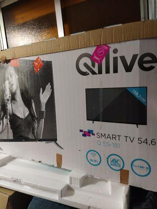 vendo televisor smart marca Quilive