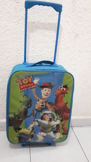 Maleta niño trolley Toy Story Disney