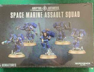 assaul space marines warhammer 40k