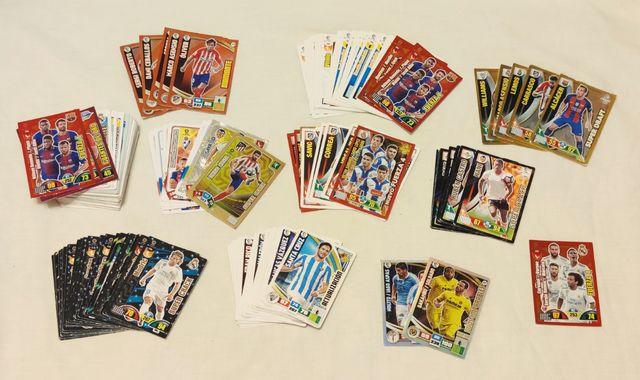 Cromos de Futbol Trading Cards Adrenalyn. Panini