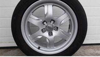 """Llantas 17"""" Audi"""