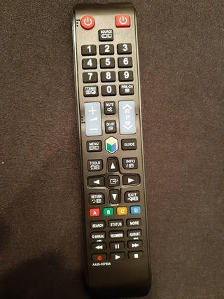 Mando distancia samsung smart tv