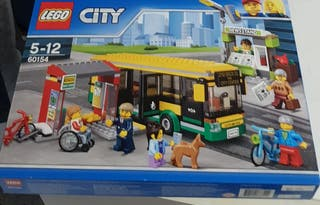 LEGO 60154 - ESTACION DE AUTOBUSES