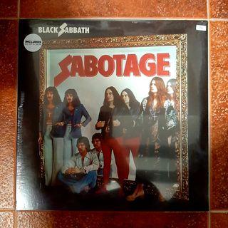 BLACK SABBATH -Sabotage- CD + LP Vinilo