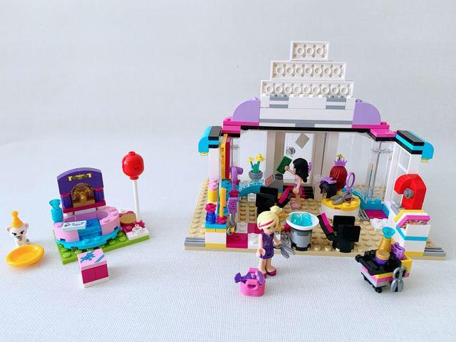 LEGO FRIENDS PELUQUERÍA + ZONA INFANTIL