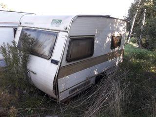 Caravanas (desguace)